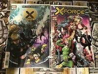 X-Force #1 Marvel 3 Walmart New