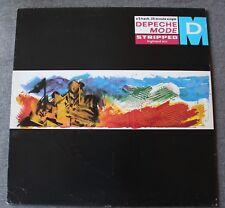 Depeche Mode, stripped, Maxi Vinyl UK