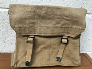 1953 VINTAGE MILITARY CANVAS BACKPACK
