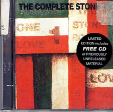 STONE ROSES THE COMPLETE LIMITED EDITION 2 CD RARO