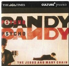 Jesus & Mary Chain Psychocandy The Times UK Promo CD UPJMC001 Indie Psych Rock