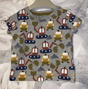 Boy Age 3-6 Months - Next T Shirt