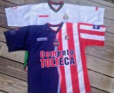 2 MEXICO Soccer Jersey Football FutBol Shirts Cemento Tolteco