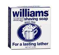 Williams Mug Shaving Soap Regular 1.7 oz (Pack of 5)
