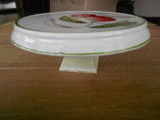 Villeroy & Boch  Cascara - Tortenplatte mit Fuß  - neuwertig