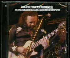 David Allan Coe Unchained / Son Of The South CD new