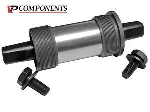 movimento centrale in acciaio perno quadro bsa 110mm scatola 68mm MV-TEK scatto
