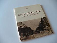 SOUTINE KISLING UTRILLO E LA PARIGI DI MONTPARNASSE MOSTRA 2004 FARSETTIARTE