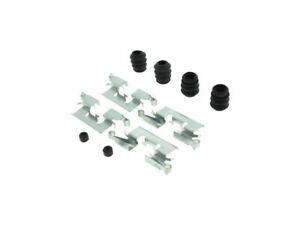 For 2007-2010 Ford Edge Brake Hardware Kit Rear Centric 78116KD 2008 2009