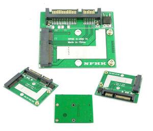 Mini Pci-e Msata Ssd to 2.5 Sata 6.0 Gps Adapter Converter Card Module Board