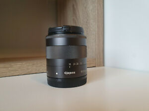 Canon 18-55mm EF-M lens for EOS-M M3 M6 M5 M50 etc