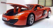 G LGB 1:24 Escala McLaren mp4-12c DETALLADO Burago fundido Modelismo Coche 21074