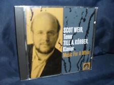 Scot Weir - Music For A While -Till A. Körber