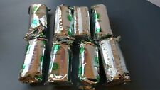 "8 rolls of plaster bandage casting 5"" x 5 yd for arts crafts orthopedic fast dry"