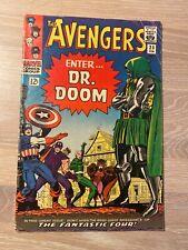 The Avengers #25 Dr. Doom - CGC IT!