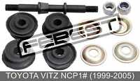 Front Stabilizer / Sway Bar Link For Toyota Vitz Ncp1# (1999-2005)