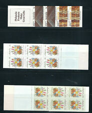 Australia circa 1989-1990 10 different booklets complete Vf Mnh