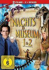 Nachts im Museum 1 & 2 von Shawn Levy | DVD | Zustand gut