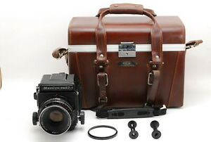 【NEAR MINT in Bag】 Mamiya RB67 Pro Body + Sekor 127mm F3.8 Lens from JAPAN B86