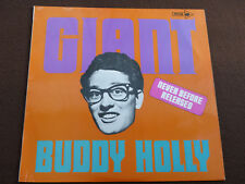 LP - Buddy Holly - Giant - 12 Inch Vinyl - Stereo (Mono reprocessed) - MUPS 371