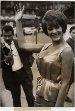 ORIG. PHOTO, Sylvia sorente a Parigi, 1960