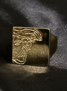 Versace Collection Ring Men's Size 9