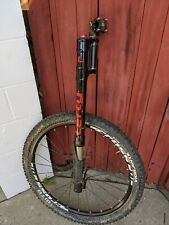 Cannondale Lefty Fork w/ Front Wheel
