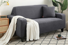 Soft Corduroy Stretch Elastic Cover Sofa Couch Furniture Protector Universal hot