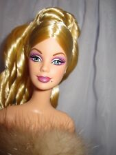 STUNNING BLUE EYED, INTRICATELY STYLED BLONDE NUDE BARBIE FOR OOAK AND MORE!!