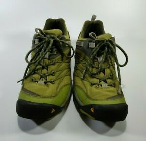 Keen Hiking Shoes Marshall Waterproof Women's Size 6.5 Green