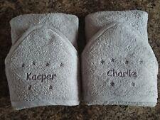 Personalised baby towel 😍