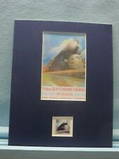 New York Central - 20th Century Limited  honored by its own stamp