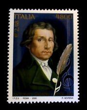 ITALIA 2000 2455 MUSICA CLASICA ANTONIO SALIERI 1v