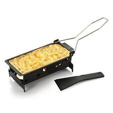 Boska ToGo Partyclette Explore Käse Raclette Grill aus Edelstahl