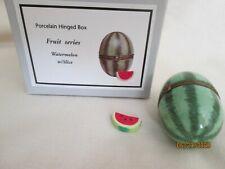 Phb Midwest of Cannon Falls Trinket Box Watermelon