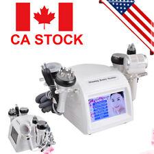8 in1 40K Cavitation Vacuum Multipolar RF Hot&Cold Hammmer Slimming Fat Removal