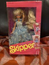 Dream Date Skipper Doll #1075 NRFB 1989 Mattel