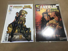 Witchblade Tomb Raider 1/2 & 1 Wizard Top Cow  Image