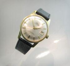 Vintage,rare  SYSTEMA SUPERAUTOMATIC  Eta..Incabloc..Date..25 Jewels..70's.SWISS