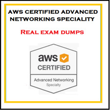 Aws Certified Avanced Networking Speciality real exam questions and solutions