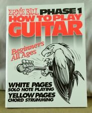 Ball Ernie How to Play Guitar Phase 1 Paperback 1979 B178