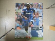 POSTER=CM 70X54=DIDIER DROGBA=GUERIN SPORTIVO=CHELSEA