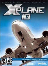 X-Plane 10: Regional -- North America (PC, 2012)