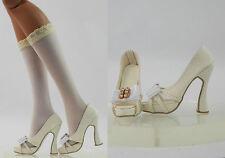 "22""Tonner American Model 1/4 BJD Mini Super Doll Pumps/Shoes/Sandals (22-AS-2"