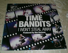 "TIME BANDITS (12""MAXI) ""I WON´T STEAL AWAY (EXTENDED RE_MIX)"" [1986 / CBS] M-"