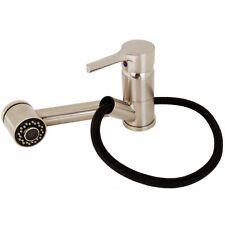 B-Ware Edelstahl Küchenarmatur mit Brause Spültisch Armatur für Küche Wasserhahn