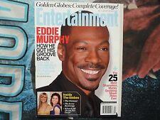 ENTERTAINMENT WEEKLY #917. EDDIE MURPHY ISSUE. JAN 2007. RARE.