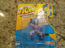 The Tick Sewer Urchin Vintage Figure on Card FREE Shipping