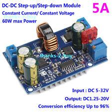 2in1 Step up & Step down 60W 8A 5-32V to 3.3V 6V 12V 19V DC Converter Regulator