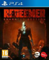 Redeemer - Enhanced Edition Game | PlayStation 4 PS4 New - Gift Idea Fighting